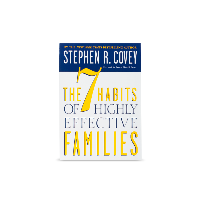 7 Habits of Highly Effective Families (Paperback) - The 7 Habits ...