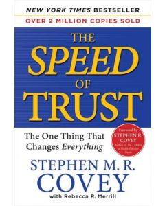 The Speed of Trust (Paperback)