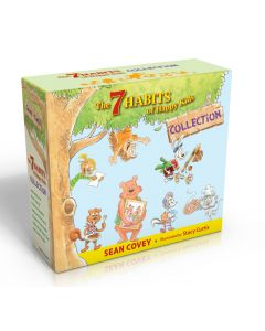 LIM 7 Habits Happy Kids: Habits 1-7 Book Set