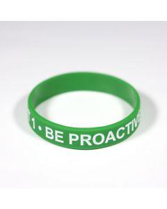 Habit 1 Wristband