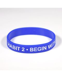 Habit 2 Wristband