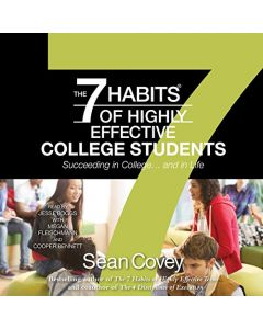 The 7 Habits of Highly Effective College Students 2nd Edition - (E-Text 1 Year Subscription/Access)
