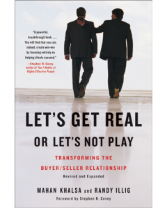 Let's Get Real or Let's Not Play (Hardcover)