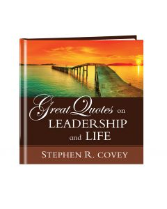 Great Quotes on Leadership and Life (Hardcover)