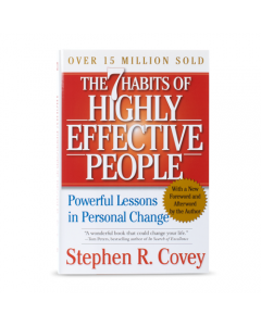 7 Habits of Highly Effective People (Hardcover)