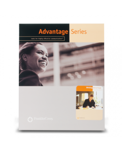 Writing Advantage Participant Kit