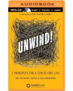 Unwind Audio Cd